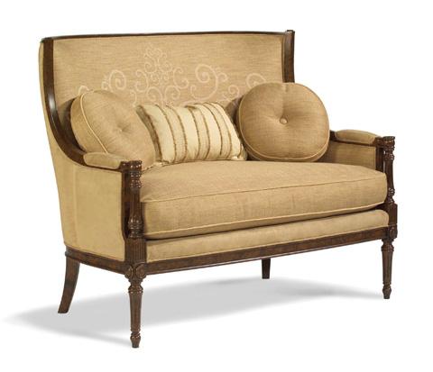 Taylor King Fine Furniture - Bronte Settee - 1024-02