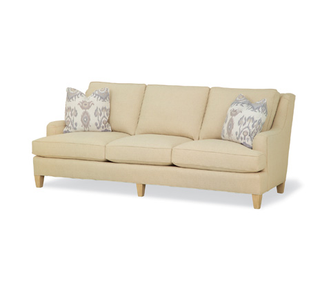 Taylor King Fine Furniture - Talulah Mini Sofa - 1037-09
