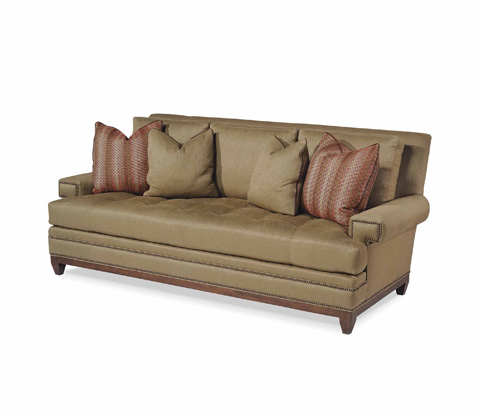 Taylor King - Gatley Mini Sofa - 3813-09