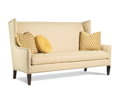 Taylor King Fine Furniture - St. Germain Settee - 437-09