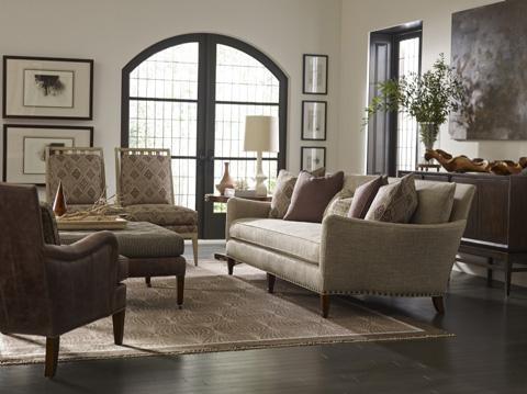 Taylor King Fine Furniture - Charlotte Sofa - 6614-03