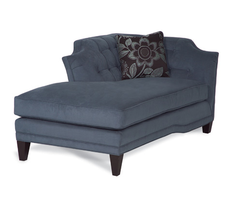 Taylor King - Left Arm Facing Aragon Chaise - 719-41