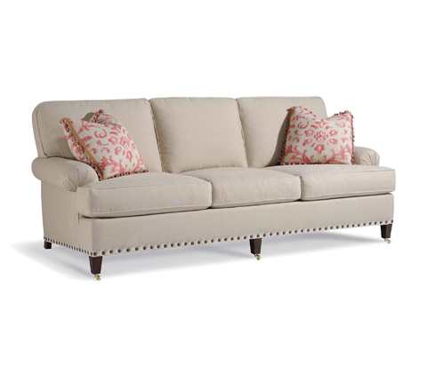 Taylor King Fine Furniture - Thomas Sofa - 8112-03CL