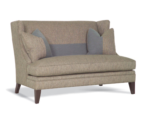 Taylor King Fine Furniture - Corbet Settee - 821-02