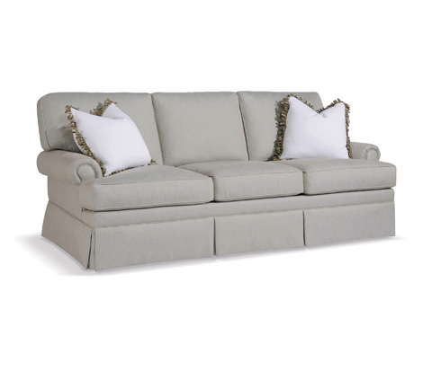 Taylor King Fine Furniture - Quincy Sofa - 8312-03SK