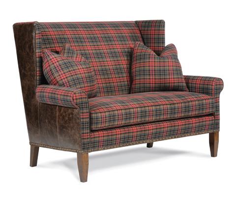 Taylor King Fine Furniture - Chatwell Settee - FL3212-02
