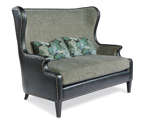 Taylor King - Voltaire Settee - FL7022-02