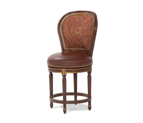 Taylor King Fine Furniture - Pippa Counter Stool - FL7111-88
