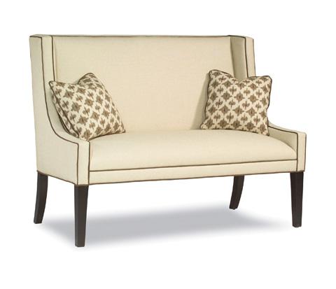 Taylor King Fine Furniture - Baldwin Settee - K302