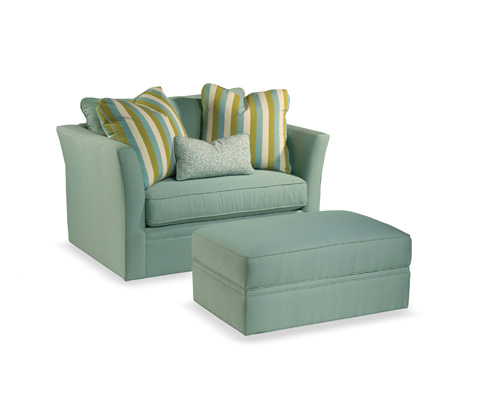 Taylor King Fine Furniture - Expressions Chair and a Half Sleeper - K7207CS