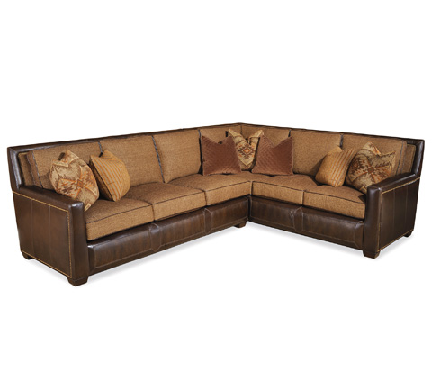 Taylor King - Salvatore Sectional - FL6813-34/FL6813-31