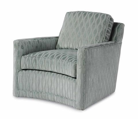 Taylor King Fine Furniture - Monahan Swivel Chair - 1415-01S