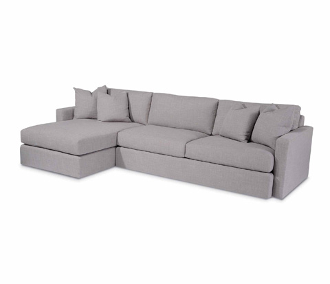 Taylor King Fine Furniture - Jackson Sectional - 1815-32/1815-41