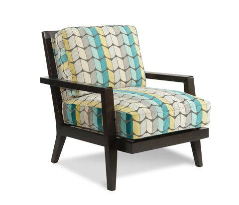 Taylor King Fine Furniture - Purcell Chair - 7615-01