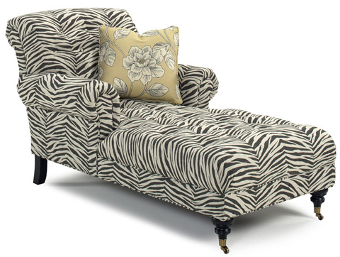 Temple Furniture - Cassidy Chaise - 124