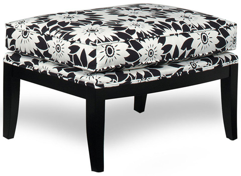 Temple Furniture - Hickory Ottoman - 1393