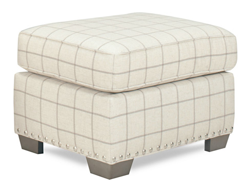 Temple Furniture - Meredith Ottoman - 14163