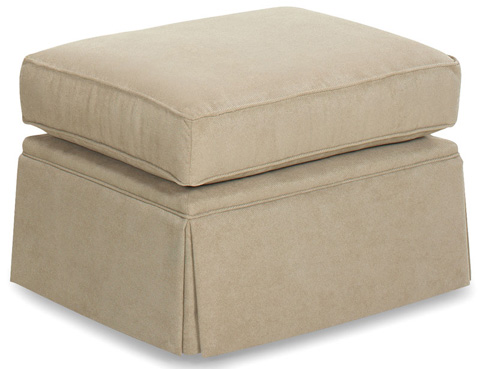 Temple Furniture - Brookside Ottoman - 1543