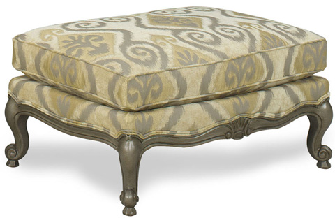 Temple Furniture - Layla Ottoman - 1843
