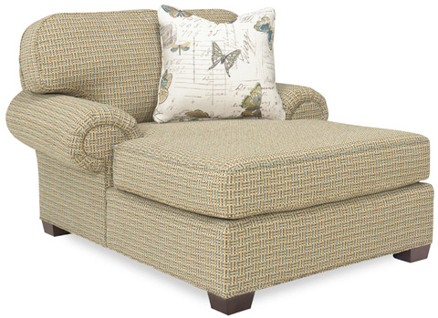 Temple Furniture - Comfy Chaise - 3104