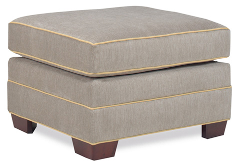 Temple Furniture - Corbin Ottoman - 4213