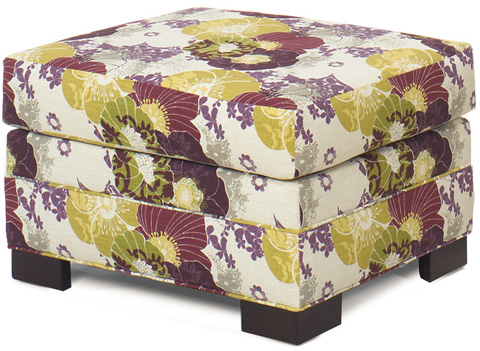 Temple Furniture - Gaston Ottoman - 4613