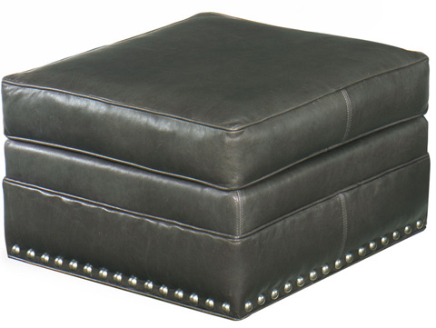 Temple Furniture - Talon Ottoman with Casters - 483
