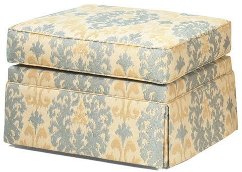 Temple Furniture - Shelby Ottoman - 503