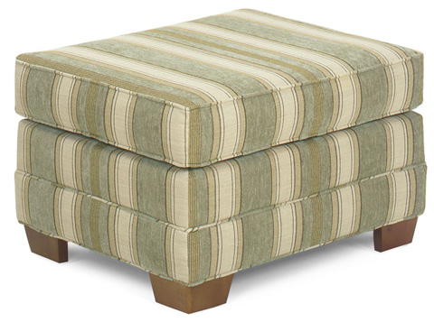 Temple Furniture - Brunswick Ottoman - 5403