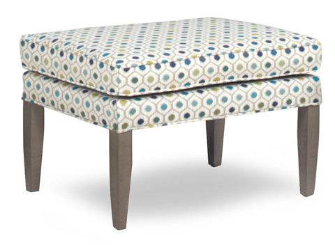Temple Furniture - Arabella Ottoman - 6303