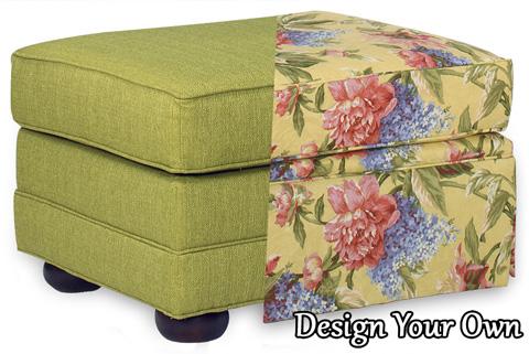 Temple Furniture - Tailor Made Ottoman - 6603