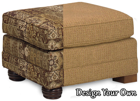 Image of Tailor Made Ottoman