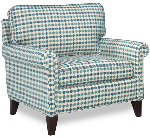Temple Furniture - City Lights Chair - 7405