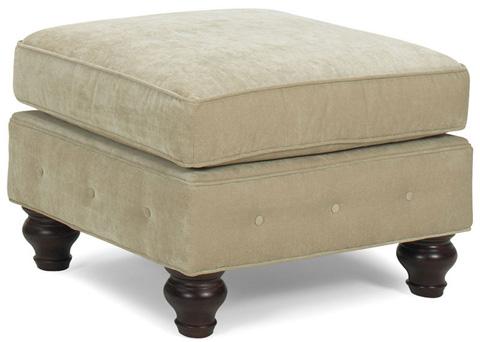 Temple Furniture - Chesterfield Ottoman - 7503