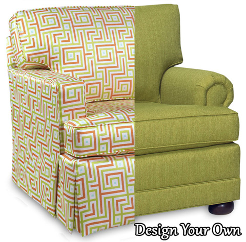 Temple Furniture - Tailor Made Chair - 7705