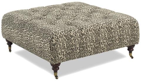 Temple Furniture - Abbey Ottoman - 80