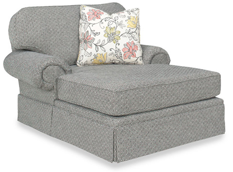 Temple Furniture - Comfy Chaise - 9104