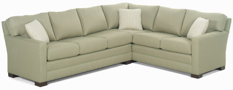 Temple Furniture - Gaston Sectional - 4610 SERIES
