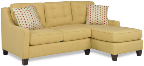 Temple Furniture - Brody Sofa with Chaise - 5200 SERIES