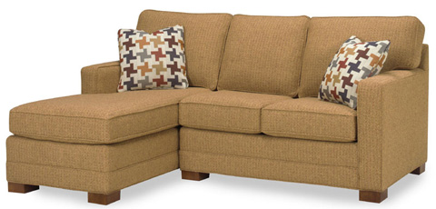 Temple Furniture - Tailor Made Sofa with Chaise - 5500 SERIES SECTIONAL