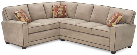 Temple Furniture - Brooklyn Sectional - 700M SERIES