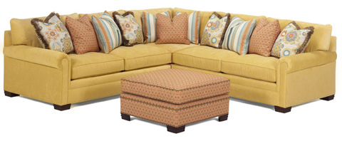 Temple Furniture - Cohen Sectional - 8200 SERIES