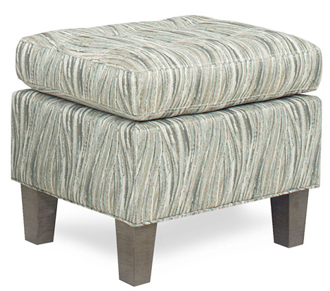 Temple Furniture - Carrigan Ottoman - 15443
