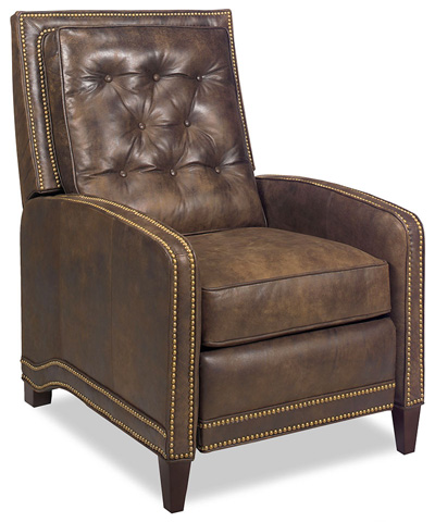 Image of Wade Leather Club Chair