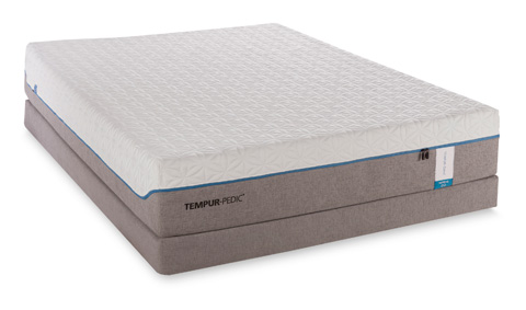 Image of Tempur-Cloud Supreme Mattress Set