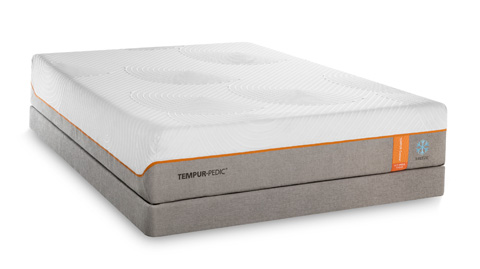 Image of Tempur Contour Elite Breeze Mattress Set