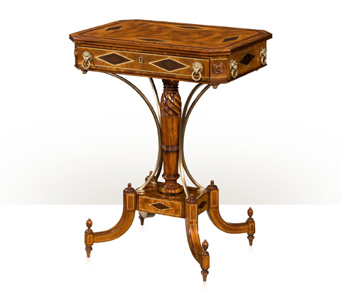 Theodore Alexander - Delightful Regency Accent Table - RE50023