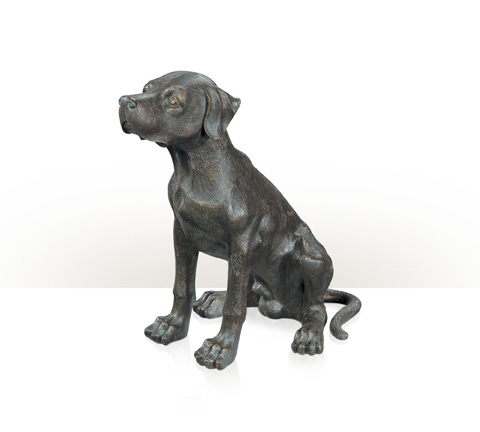 Theodore Alexander - Mortimer The Puppy - 1021-639