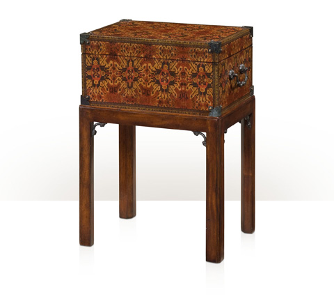 Theodore Alexander - The Carpet Box Accent Table - 1102-062