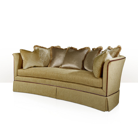 Theodore Alexander - Ethel Upholstered Sofa - 138-90
